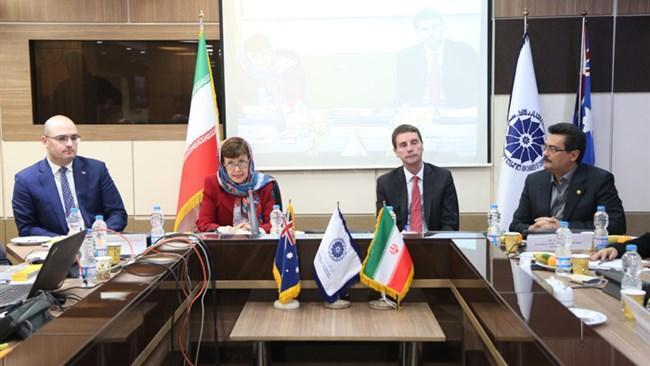 ایران آماده پیاده سازی برنامه های فراوری و بازاریابی مشترک با استرالیا