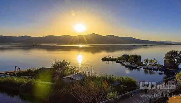 مریوان ، یک مشت آب شیرین از دریاچه زریوار