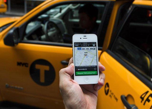 قوانین و مسائل تاکسی های اینترنتی در کشورهای مختلف