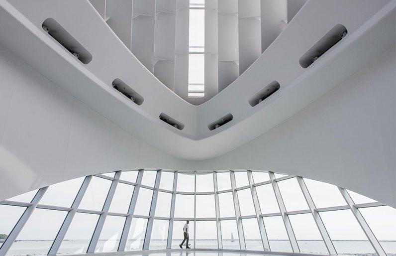 زیباترین موزه های دنیا با معماری بی نظیر