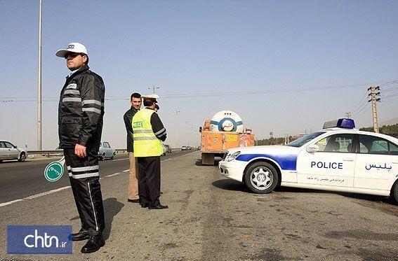 اعمال محدودیت های جاده ای در 14 نقطه از مبادی ورودی خراسان رضوی