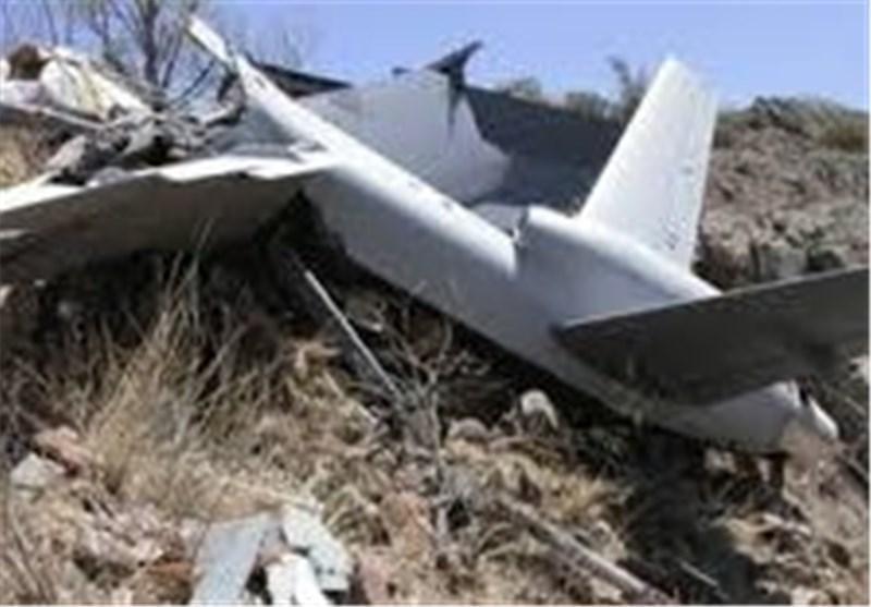 انهدام یک پهپاد جاسوسی ائتلاف سعودی در غرب یمن