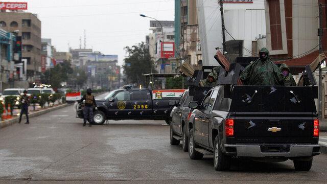 تمدید منع آمد و شد تا 23 فروردین در عراق، اعلام شرایط هشدار در کربلا