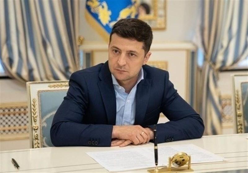 زلنسکی: اوکراین در معرض خطر ورشکستی و افول مالی است