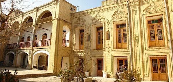 راه اندازی سامانه بازدید مجازی بناهای تاریخی استان مرکزی