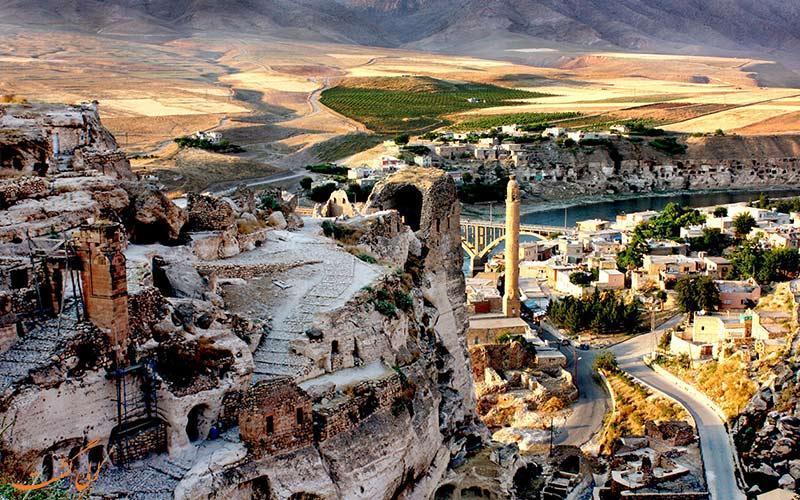 چه جاذبه هایی را در شرق ترکیه خواهید دید