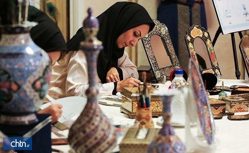 صدور و تمدید 1058 مجوز صنایع دستی در تهران
