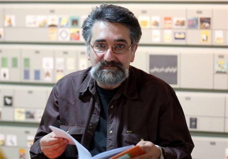 من نسل چهارم گرافیک هستم ، مسعود نجابتی بر تمام زوایای طراحی ایرانی مسلط است