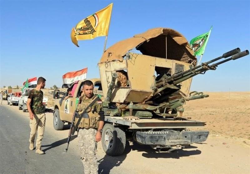 عراق، عملیات حشد شعبی برای پیگرد داعشی ها در صلاح الدین