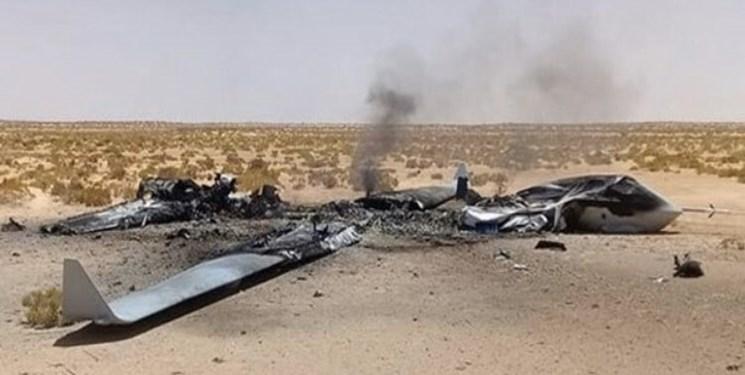 نیروهای ژنرال حفتر پهپاد ترکیه را در لیبی ساقط کردند
