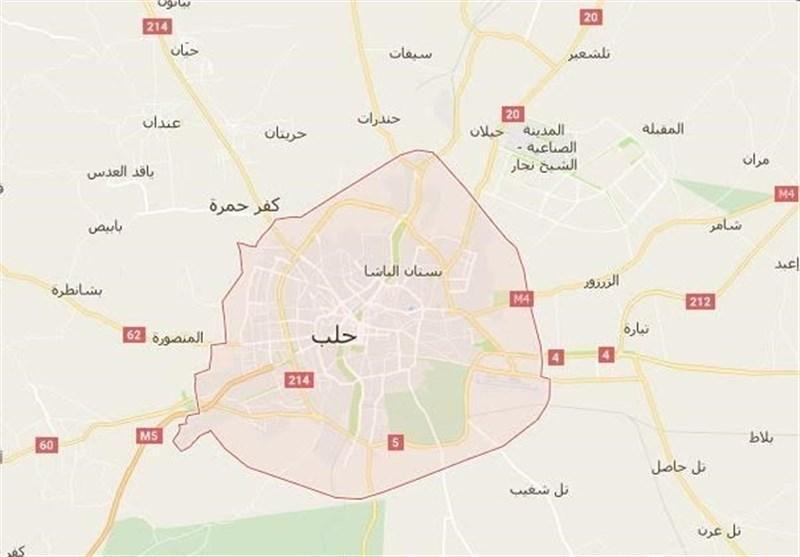 سوریه، حملات راکتی ارتش ترکیه و تروریست ها به روستاهای شمال حلب