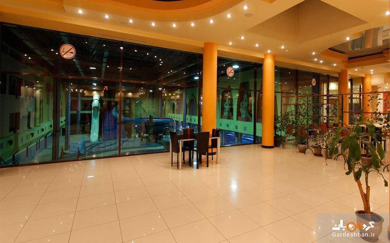 معرفی هتل آکواتک (Aquatek) ایروان