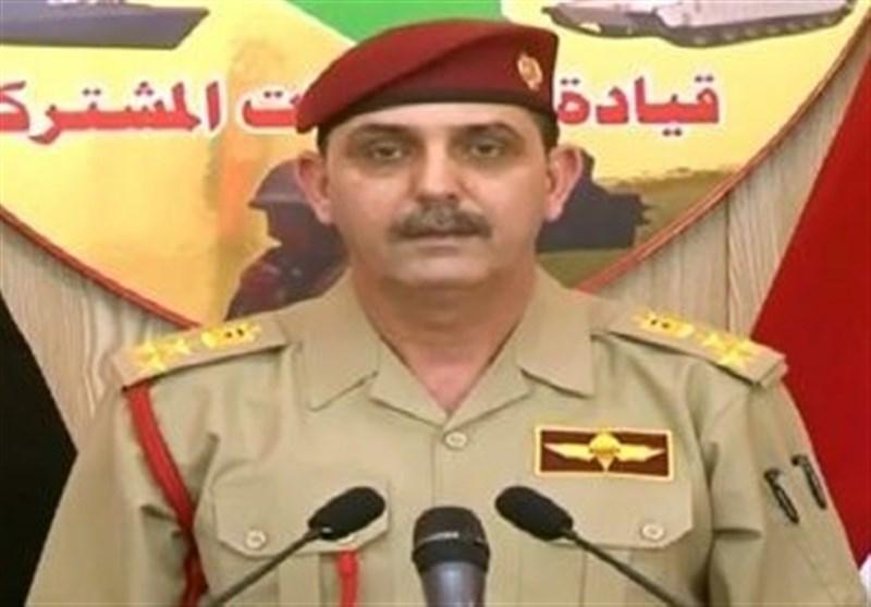 یحیی رسول: مرزهای مشترک عراق با سوریه تحت کنترل ما است، به هیچ نظامی خارجی برای جنگ علیه داعش احتیاج نداریم