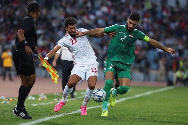 تیم ملی فوتبال ایران همچنان در صندلی سی و سوم دنیا