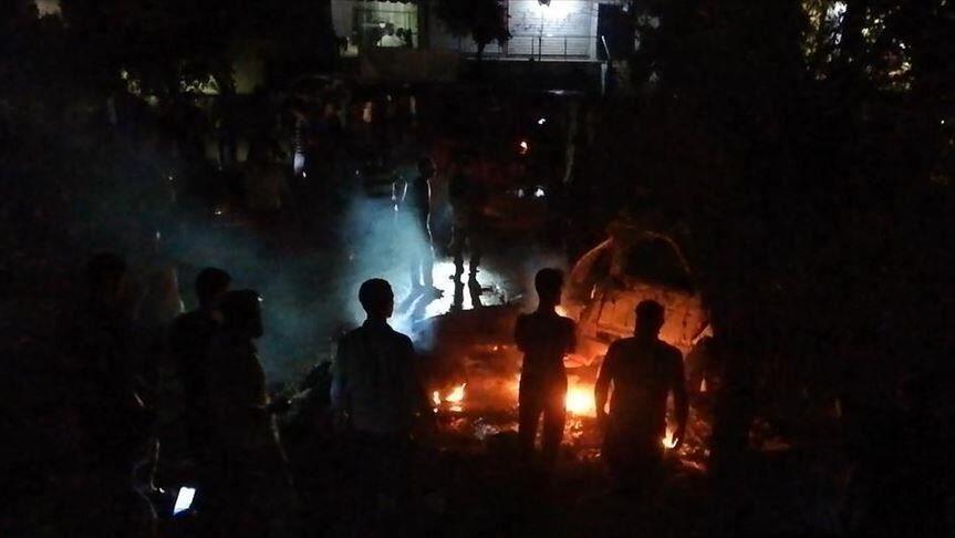 6 کشته 12 زخمی در انفجار بمب سوریه