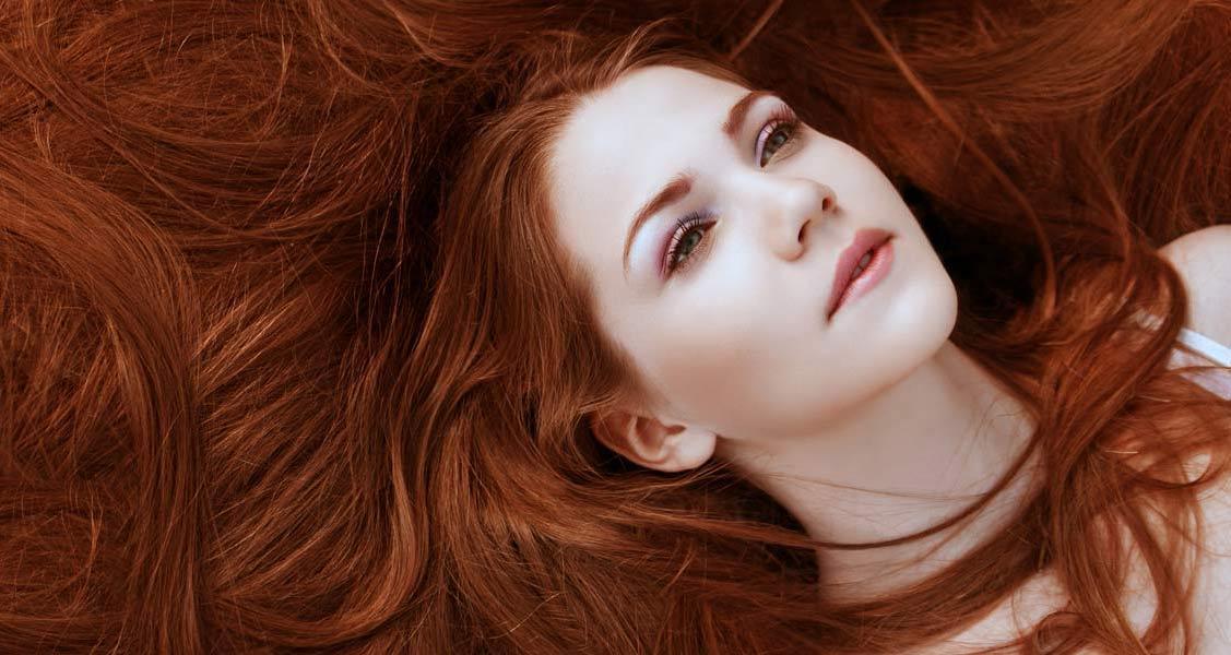 آموزش رنگ کردن مو با حنا در خانه