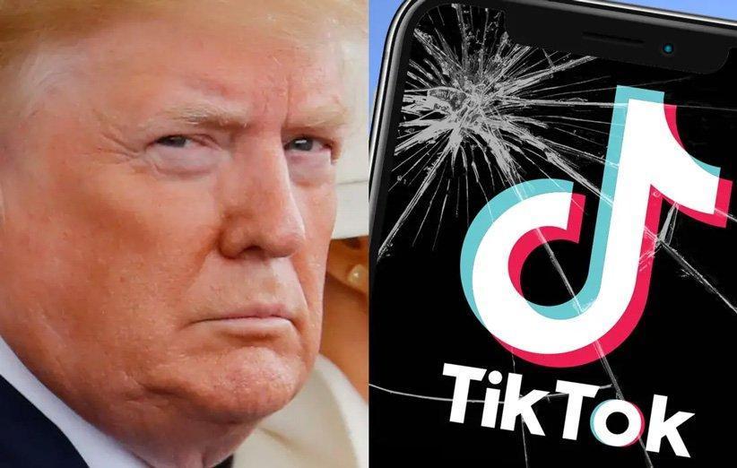 ضرب الاجل ترامپ برای فروش تیک تاک