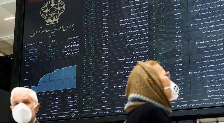 خاتمه هفته ای پر التهاب در بورس تهران ، بازار سرمایه چقدر افت داشت؟