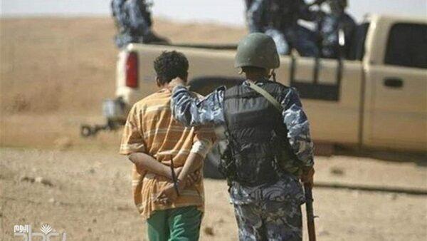 خبرنگاران سه حامی لجستیکی داعش در عراق دستگیر شدند