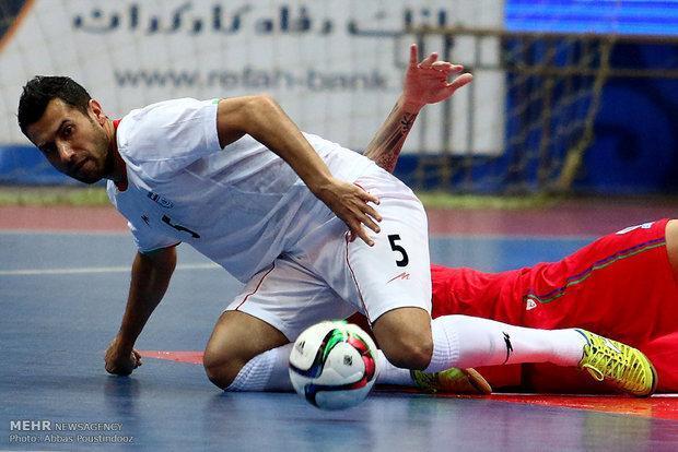 شوک به تیم فوتسال مس، احمدی در گیتی پسند ماند!