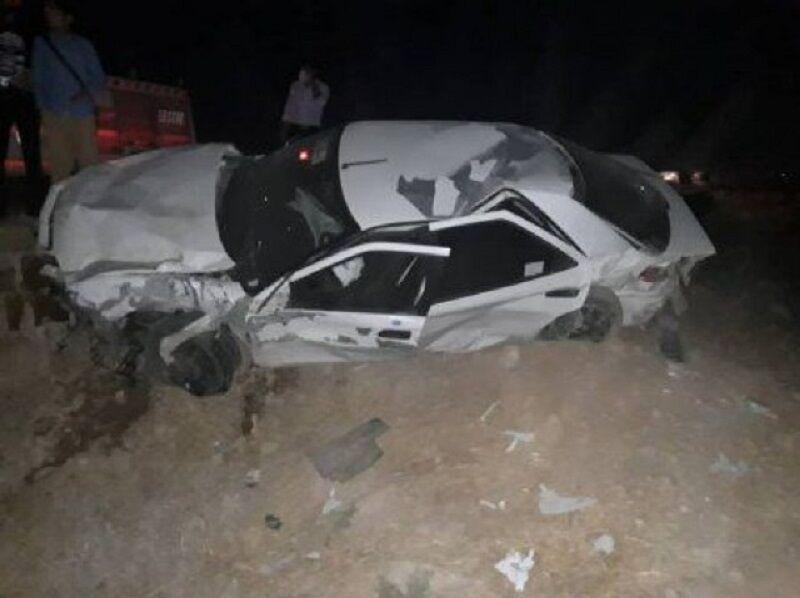 خبرنگاران واژگونی سواری در تاراز اندیکا 2 کشته برجای گذاشت