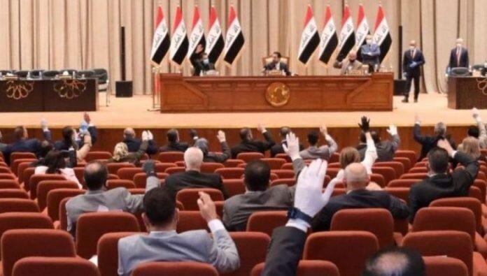 مجلس عراق به قانون انتخابات زودهنگام رأی داد
