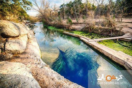 چاه یعقوب تگزاس، مخوف ترین چاه آب در جهان، عکس
