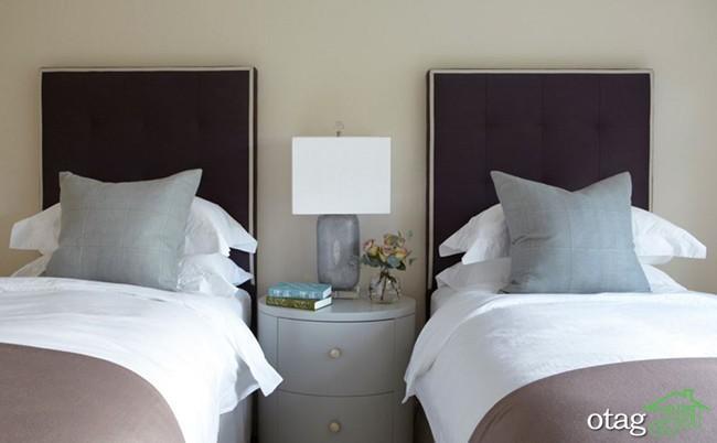 آشنایی با روش های طراحی و تزیین اتاق مهمان در منازل مسکونی