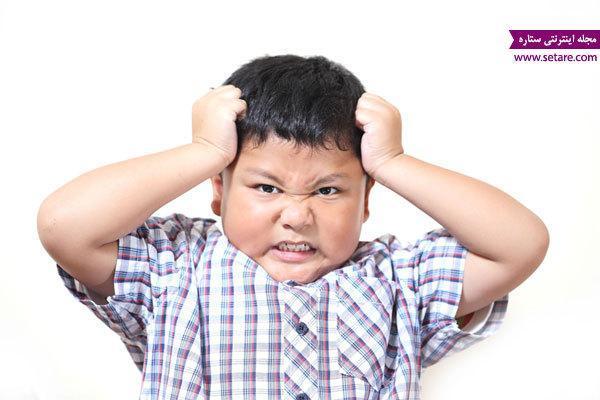 چگونه خشم در بچه ها را کنترل کنیم؟