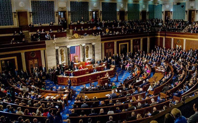 اکثریت مجلس نمایندگان آمریکا به دموکرات ها رسید را حفظ کردند؛ سنا به دور دوم کشید