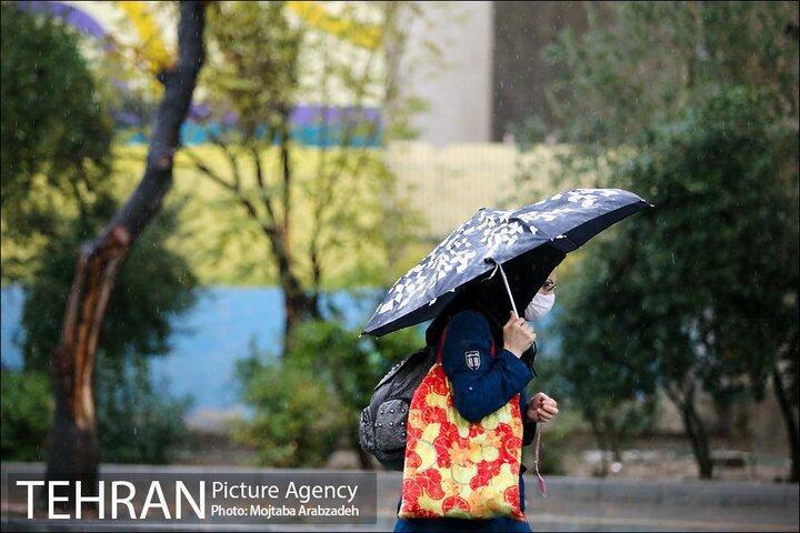 هوای تهران با انتها بارندگی به شرایط ناسالم باز می گردد