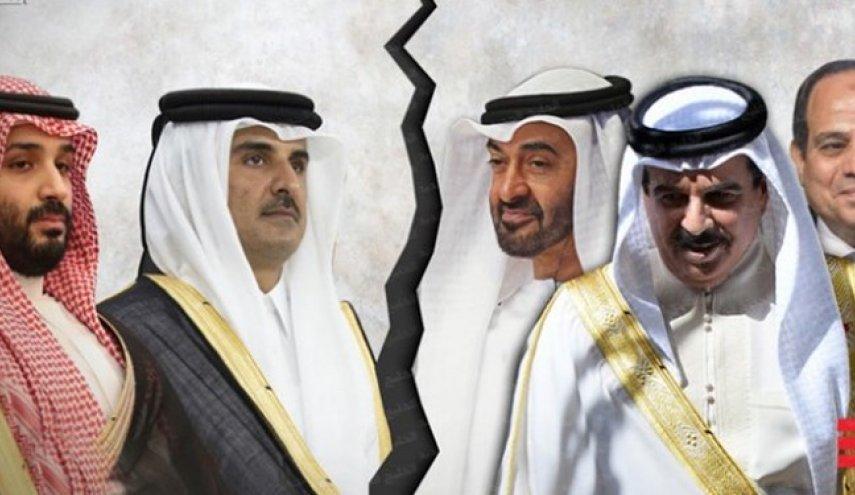 کارشکنی ابوظبی در آشتی قطر و عربستان سعودی