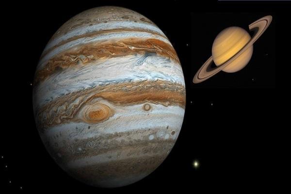 مقارنه دو سیاره که هر 800 سال یکبار رخ می دهد