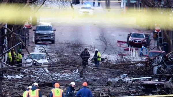 عامل بمب گذاری نشویل در جریان انفجار کشته شد