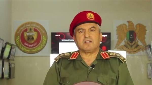 هشدار ارتش لیبی نسبت به حضور ترکیه در خاک این کشور