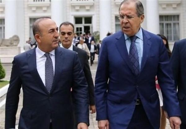 لاوروف: تحریم های آمریکا مانعی بر سر راه روابط نظامی روسیه و ترکیه نیست