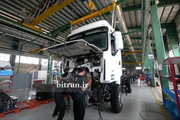 واردات کامیون های دست دوم اروپایی با 3 سال کارکرد حاشیه ساز شد