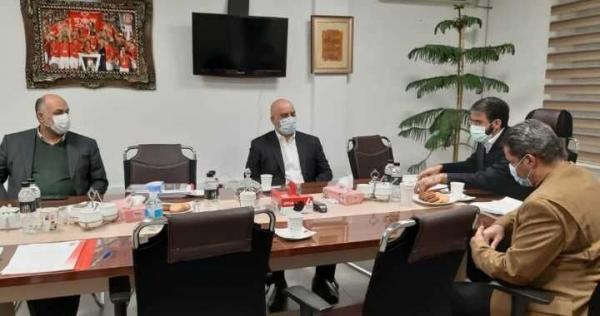 خبرنگاران اولین نشست هیات مدیره جدید با نفرات جدید برگزار شد
