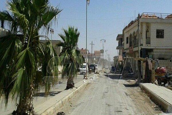 تروریست ها یک مقام سوری را در حومه درعا کشتند