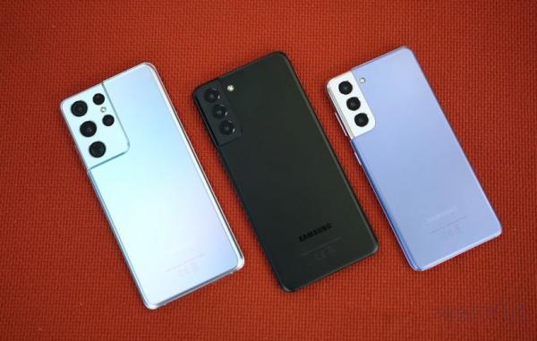 مزایا و معایب گوشی های سری گلکسی S21