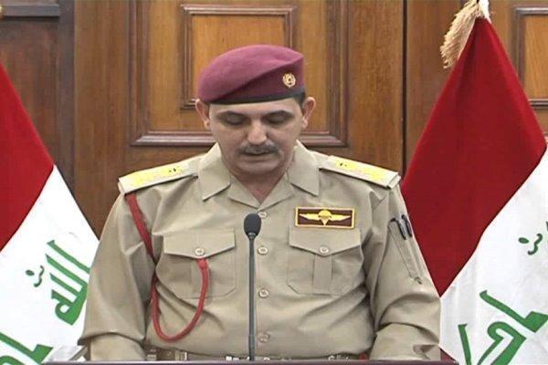 عملیات انتحاری در شهر بغداد را ناکام گذاشتیم