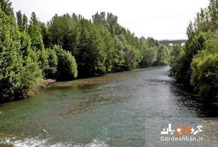 رودخانه زاینده رود؛ نبض تپنده فلات مرکزی ایران، عکس
