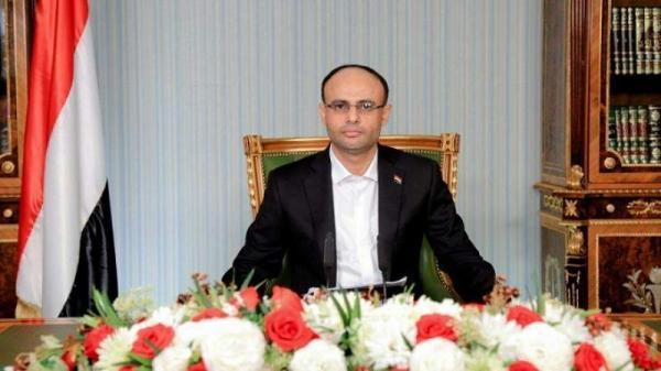 خبرنگاران رییس شورای عالی سیاسی یمن: دنیا ما را تنها گذاشت