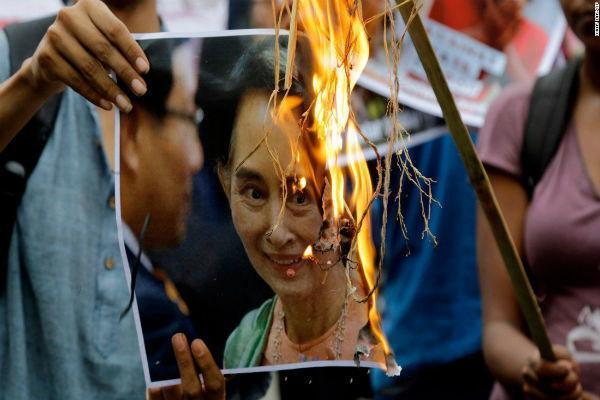 اتهامات جدیدی علیه آنگ سان سو چی مطرح شد