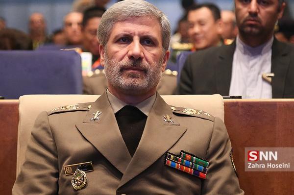امیر حاتمی: زمینه گسترش همکاری های ایران و تاجیکستان در حوزه دفاعی فراهم است