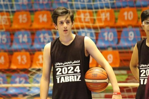 خبرنگاران بسکتبالیست آذربایجان شرقی در مسابقات انتخابی مهارت های فردی خوش درخشید