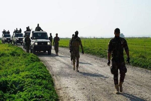 نیروهای حشد شعبی یورش داعش به دیالی را ناکام گذاشتند