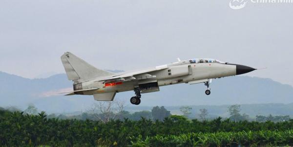 رزمایش هوایی عظیم چین در دریای چین جنوبی برای افزایش آمادگی رزمی