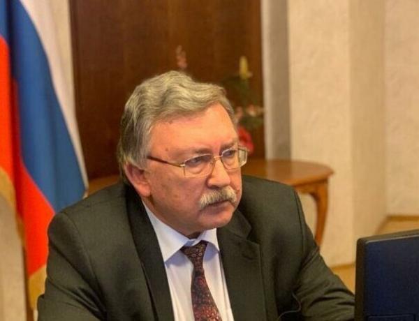 اولیانوف: گفت وگوهای وین درخصوص احیای برجام ادامه دارند