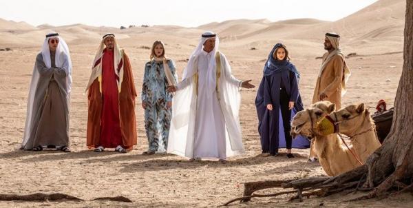 تنش میان امارات و قطر بر سر یک فیلم!